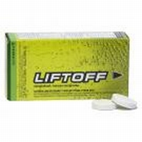 Liftoff energiedrank Citroen - 10 tabletten